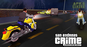 San andreas crime simulator game..