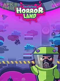 toys defense: horror land