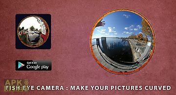 Eye fish camera