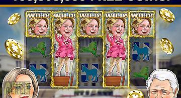 Trump vs. hillary slot games!