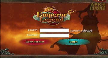 Emperor legend