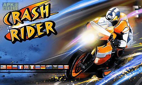 crash rider: 3d moto bike race