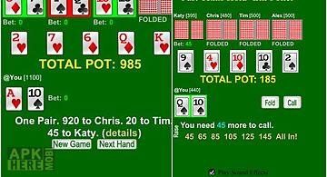 Fast texas hold em poker banet