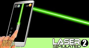 Laser pointer simulator 2